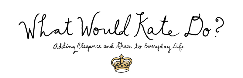 What Would Kate Do? option 1