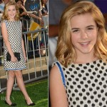 Kiernan-Shipka-In-Oscar-de-la-Renta-The-Odd-Life-of-Timothy-Green
