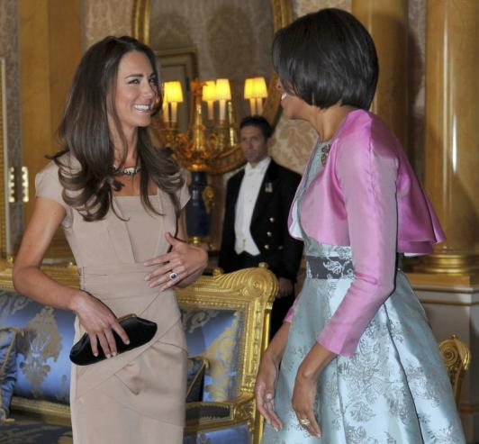 Kate and Michelle, 2011