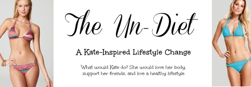 The Un-Diet: A Kate-Inspired Lifestyle Swap