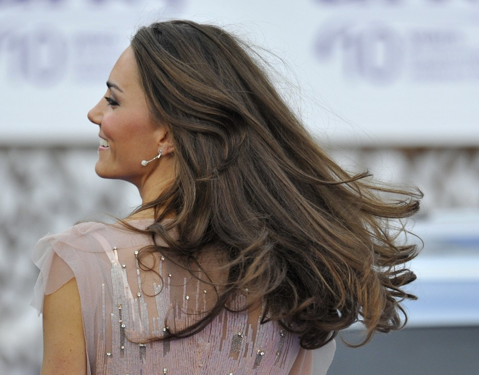Kate Middleton Hair Do