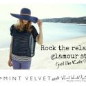 Wardrobe Wednesday: Relaxed Glamour with Mint Velvet!
