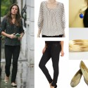 Wardrobe Wednesday: Classy Casual