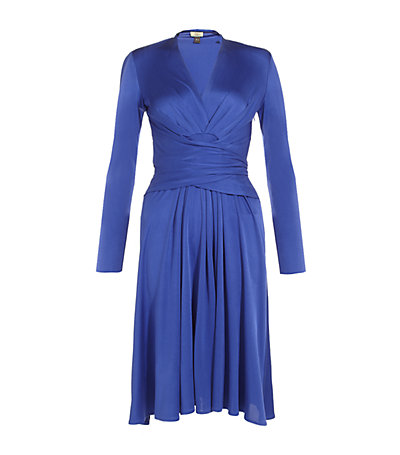 Issa London Royal Engagement Wrap Dress