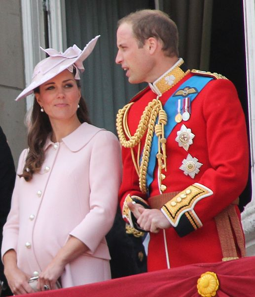 By Duke_and_Duchess_of_Cambridge_and_Prince_Harry.JPG: Carfax2 derivative work: Surtsicna [CC-BY-SA-3.0 (http://creativecommons.org/licenses/by-sa/3.0)], via Wikimedia Commons