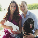Wardrobe Wednesday: Kate's Cambridge Family Portrait Style