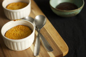 Pistachio Souffle © The Healthy Helping