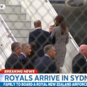 Royal Tour Day 1: Wellington