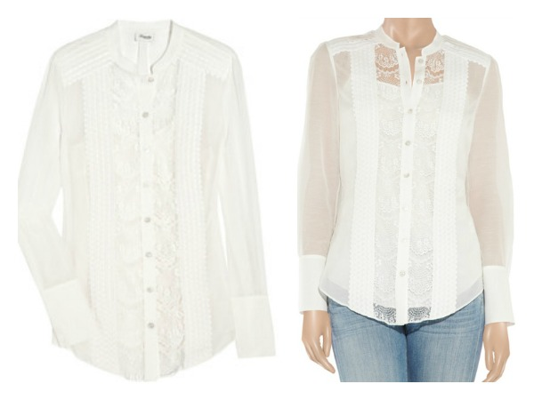 Temperley Rodeo Blouse