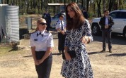 Royal Tour Day 11: Blue Mountains {LIVE}