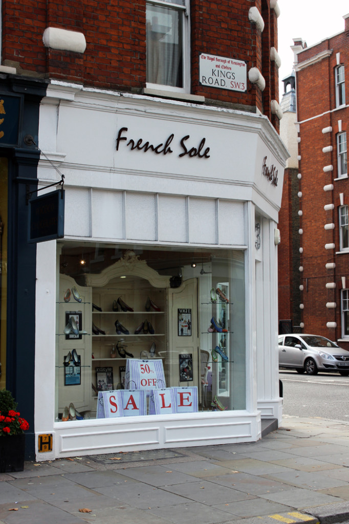 Shop like the Duchess of Cambridge: French Sole