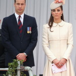 The Duke and Duchess of Cambridge Attend WW1 Commemorations in Belgium
