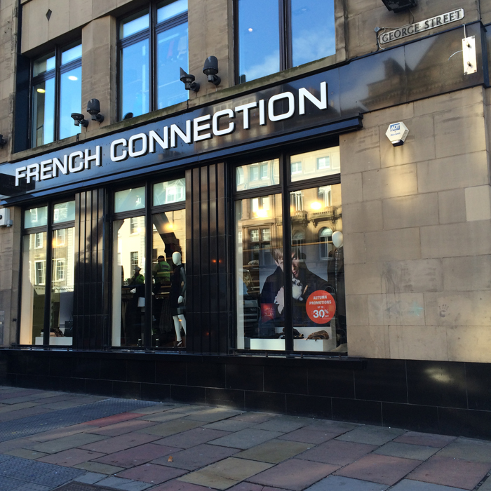 George Street French Connectionsm