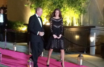The Duchess of Cambridge attends Action on Addiction Autumn Gala Evening