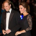 The Duke and Duchess of Cambridge attend the Royal Variety Performance