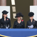 Kate Pays Respects on Remembrance Sunday