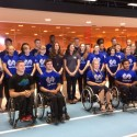 The Duchess of Cambridge Attends SportsAid Athlete Workshop 2014
