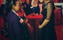 Kate attends Place2Be's Wellbeing in Schools Awards