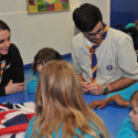 Kate Visits the 23rd Poplar Beaver Scouts – December 16, 2014