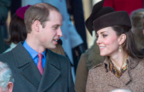 Kate Spotted in Moloh on Christmas Day 2014