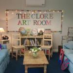 The Duchess of Cambridge Opens New Art Room at Barlby Primary School