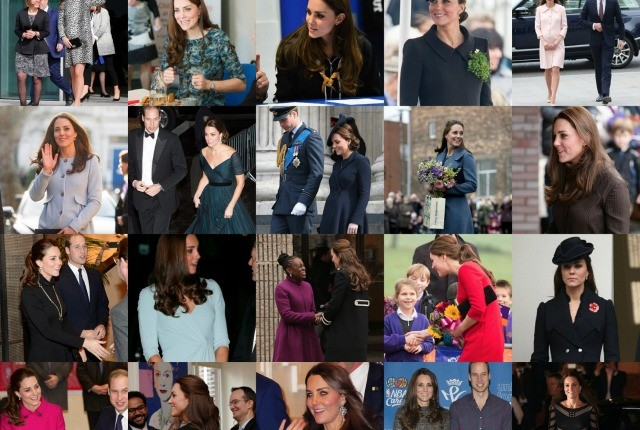 Duchess Kate Second Pregnancy Fashion Feature Size