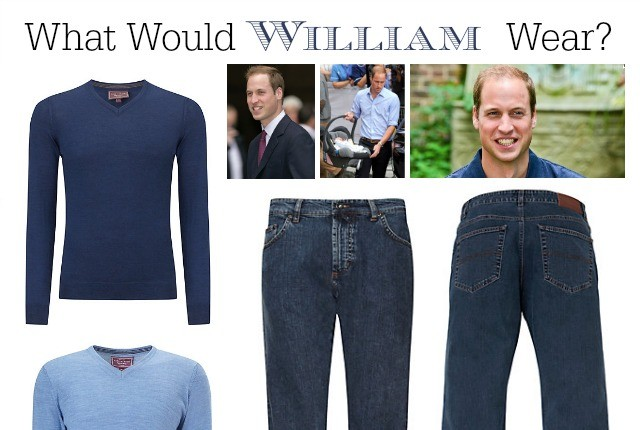 Prince William Fashion