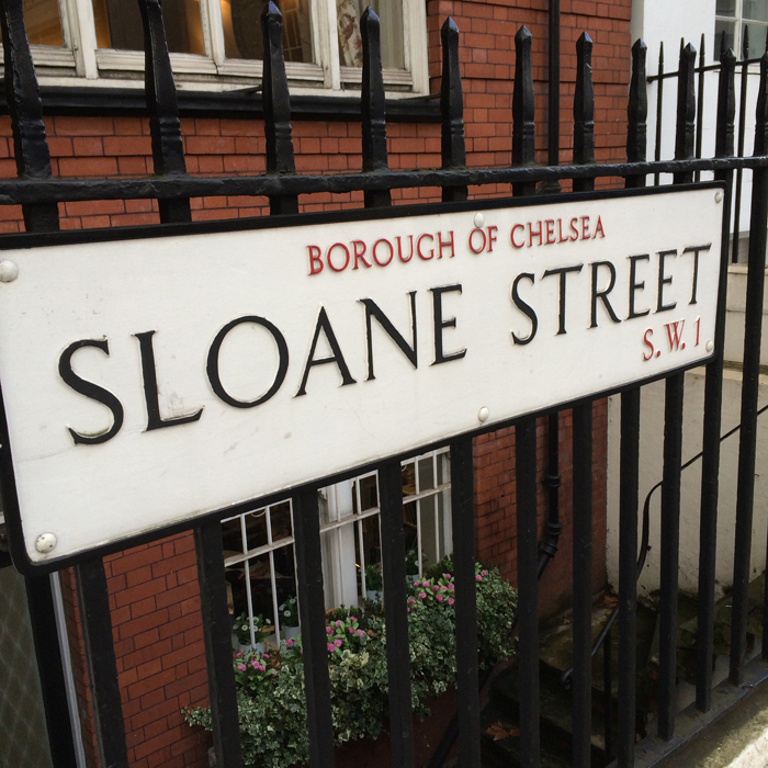 Shop Like The Duchess of Cambridge: Sloane Street