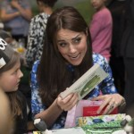 William, Kate, and Harry Spend the Day with Shaun the Sheep