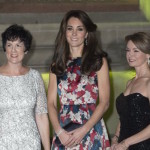 The Duchess of Cambridge attends the 100 Women in Hedge Funds Gala