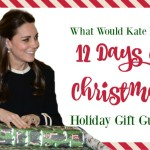 12 Days of Christmas Gift Guides: Presents for Rebecca Deacon