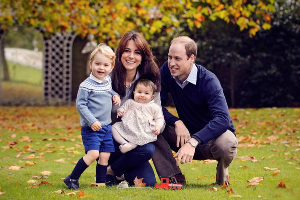 Keeping Up with the Cambridges- January 24 2016