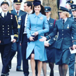 Kate's First Engagement of 2016 : Visit to the RAF Air Cadets