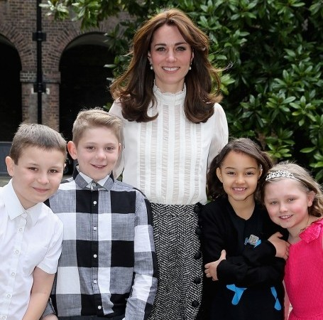 The Importance of the #YoungMindsMatter Editorial Work of the Duchess of Cambridge