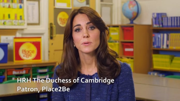 Kate's Video Message for Children's Mental Health Week