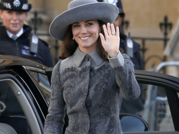 Keeping up with the Cambridges – Week of March 15, 2016