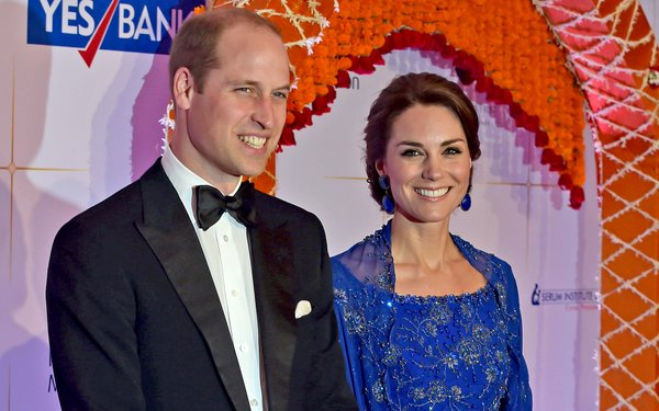 Royal Tour India: The Duke and Duchess of Cambridge attend Glittering Bollywood Gala