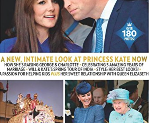 Keeping Up with the Cambridges – Week of March 28th, 2016