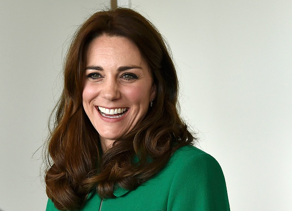 How Duchess Kate Would Declutter a Closet