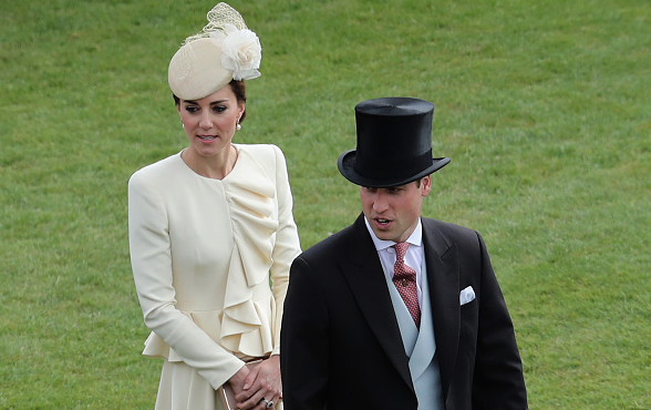 Keeping Up with the Cambridges   May 28